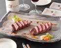 【ディナー】A5等級神戸牛食べ比べコース