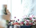 【ご相談&見学会】プライベートウエディング&トータルコーディネート見学<アフタヌーンティー付> 4月26日(日)