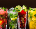 【All-You-Can-Drink】Alcoholic Drink Package (2-hour)