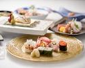 【宿泊者専用】おまかせ寿司コース(ワンドリンク付)5,000円