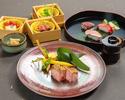 2020年【10~11月】寒鰤の霙鍋と雪室熟成豚の網焼きコース【和味(なごみ)】(2時間飲み放題無し)