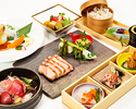 "Japanese-style Kaiseki course ""Watsuki (Wagetsu)"" all six dishes (3 hours all-you-can-drink plan)"