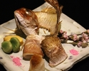 桜鯛とかきのコース
