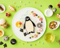 [Suica's Penguin Afternoon Tea (Weekday Monday to Friday) 20 meals a day only]