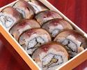 名物!鯖の松前寿司
