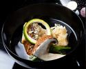 [Dinner] Kaiseki cuisine