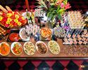 肉祭り【金・土】3時間のブッフェ &フリードリンク
