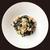 【TAKEOUT】イカスミのタリオリーニ 魚介のラグーソース