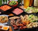 【3時間】食べ飲み放題BBQコース