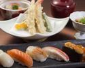 【ディナー】寿司入り季節の特別会席