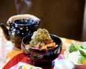海鮮丼と地場野菜御膳