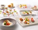 【6~8月ディナー】阿波牛と瀬戸内産旬の魚介のアンサンブル