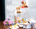 【May 7-Aug 31】Peach Afternoon Tea