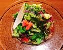 【テイクアウト】12品目のグリーンガーデンサラダ