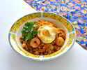 Nasigoren & Chicken Satay