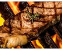 【TAKEOUT】オーシャンビーフのサーロインステーキ炭火焼(180g)