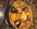 Delv Seafood Paella