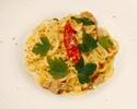 【テイクアウト・パスタ】鴨と筍のラグーソース