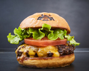 【TAKEOUT】チーズバーガー cheese burger