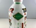 【サイドメニュー】特製ふりふり緑茶