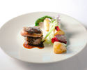 【take out】Fillet Beef and Foie Cras