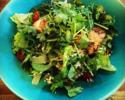 パクチーと香り野菜のサラダ