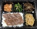 【テイクアウト】最高級A-5ランク和牛 【石垣牛×もとぶ牛】焼肉カルビ食べ比べ弁当