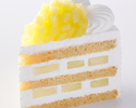 【デリバリー】スーパーメロンショートケーキ1ピース ¥1,500(税抜)