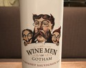 【デリバリー】赤ワイン ワイン メン オブ ゴッサム カベルネソーヴィニヨン(オーストラリア/フルボディ) 飲む人を引き込むような長いヴェルヴェットの様な甘み。 ベリーやチョコレートを思わせるこのブドウ本来のフレーヴァーを味わえる。
