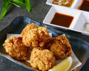 【テイクアウト】鶏の唐揚げ 5個入り (ノーマル味)