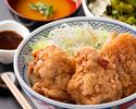 【テイクアウト】唐揚げ丼(ノーマル)