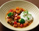 【Take Out】Vegetables Soup Curry