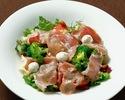 【Take Out】Prociutto and Mozzarella Cheese Salad