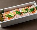 箱寿司 海老