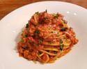 家庭調理用、三重産真蛸のラグーの軽いトマトソース