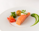 Lunch Menu Emotion [With glass of champagne or non-alcoholic wine]