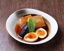 【テイクアウト】黒豚の角煮とトロトロ煮玉子