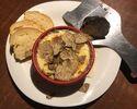 【TAKEOUT】奥久慈卵のインココット 黒トリュフをかけて Truffled Eggs en Cocotte