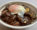 【TAKEOUT】ローストビーフ丼 Roast beef Bowl