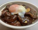 【TAKEOUT】ローストビーフ丼 Roast beef Bowl