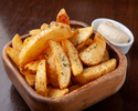Anchovy french fries