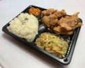 【TAKEOUT】唐揚げ弁当 Fried chicken