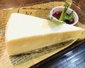 【テイクアウト】チーズケーキ ベリーソース