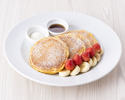 【TAKEOUT】バターミルクパンケーキ Butter milk pancakes