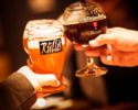 ☆MUHでサクッと飲んで楽しい♪クラフトビール等5種2時間飲放付!!☆