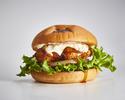 【TAKEOUT】テリヤキチキンバーガー Teriyaki Chicken burger