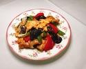 【お惣菜】豚肉とキクラゲのピリ辛卵炒め