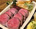 【デリバリー】予約限定!シャロレー牛ステーキ丼