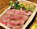 【デリバリー】予約限定!サーロインステーキ丼