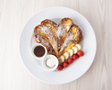 【TAKEOUT】フラッフィーフレンチトースト Fat and fluffyfrench toast